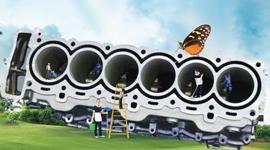 德国施耐尔Schnell汽车养护品平面广告创意