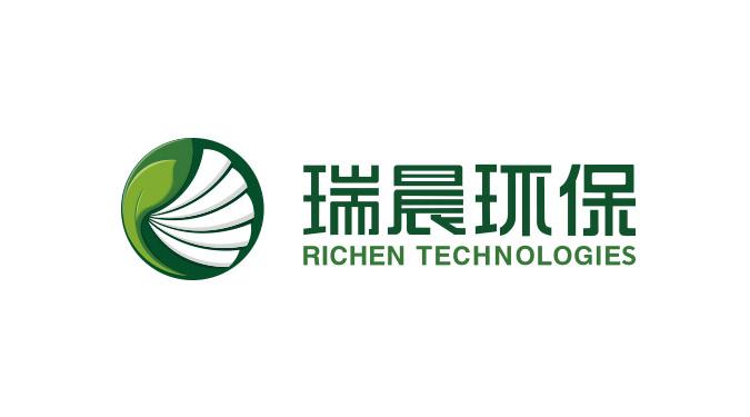 瑞晨环保科技公司企业形象重塑fun88乐天使备用-logo/VI/广告/网站