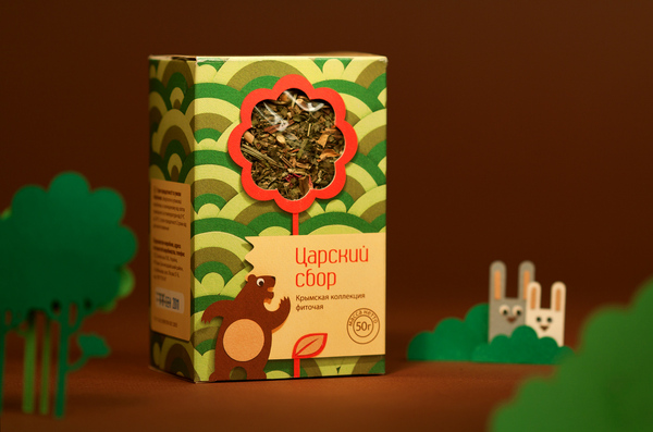 国外茶叶包装设计案例欣赏2