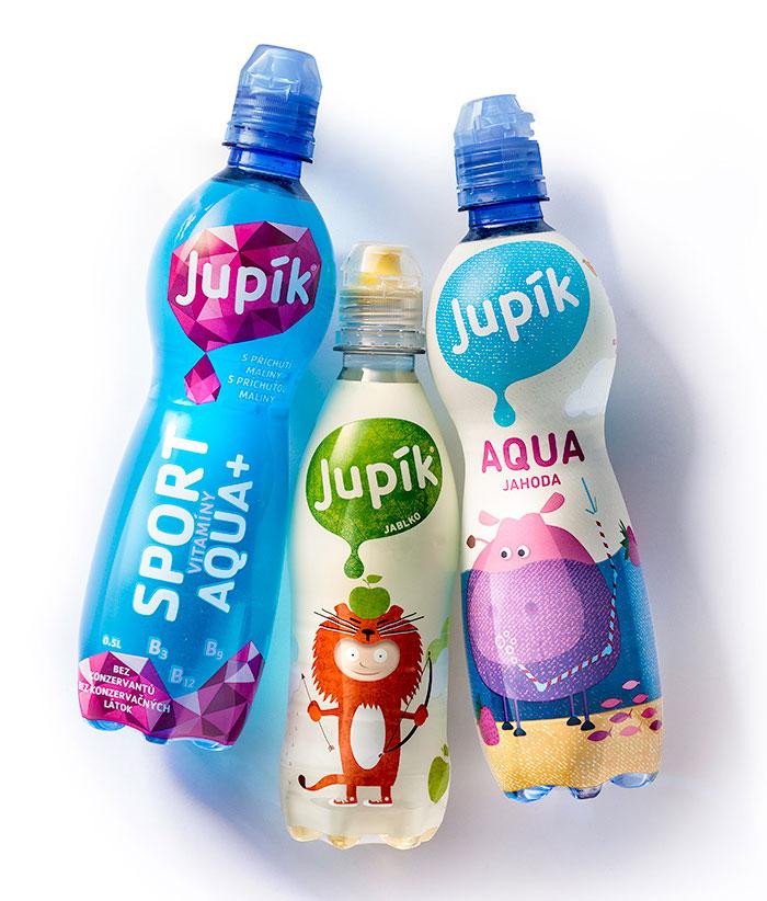 Jupík 儿童饮料包装设计1——尚略品牌策划与广告设计公司