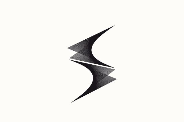 黑色标志设计欣赏2-尚略广告标志设计公司