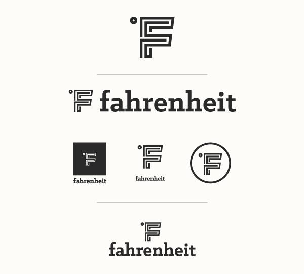 字母F黑色标志设计欣赏18-尚略广告标志设计公司