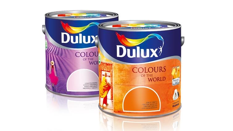 国外包装设计欣赏1——Dulux 多乐士墙面油漆涂料包装设计-上海尚略广告品牌策划营销策划广告设计公司