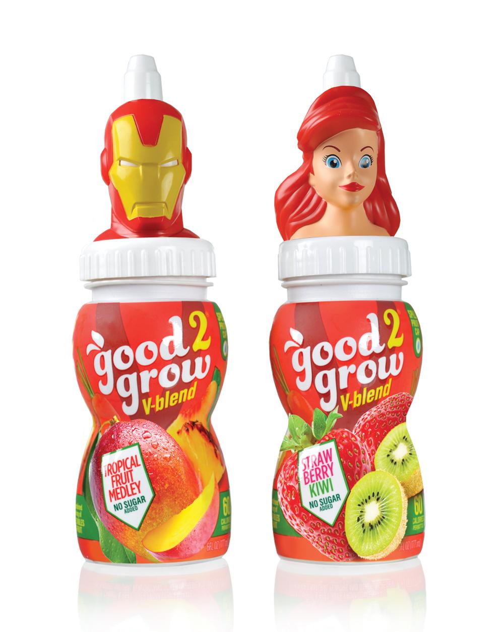 4.1.上海包装设计公司Good 2 Grow 好2代儿童果汁标志包装设计4-尚略广告