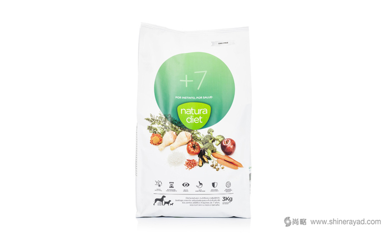 Dingo Natura 天然宠物食品包装设计-上海包装设计公司设计欣赏6
