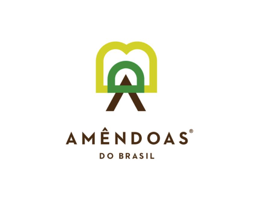 上海品牌策划设计公司分享Amêndoas 农产品品牌形象设计品牌标志设计