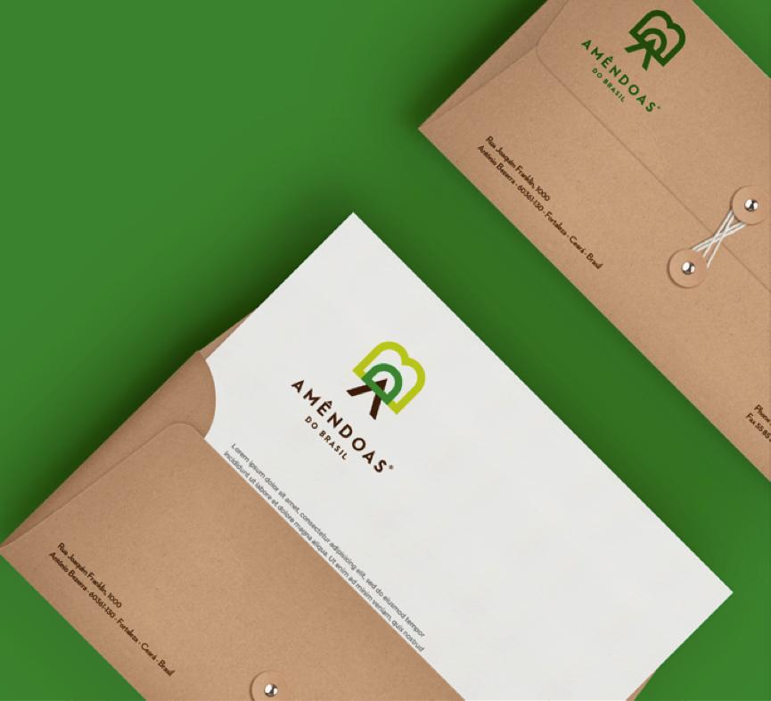 上海品牌策划设计公司分享Amêndoas 农产品品牌形象设计4