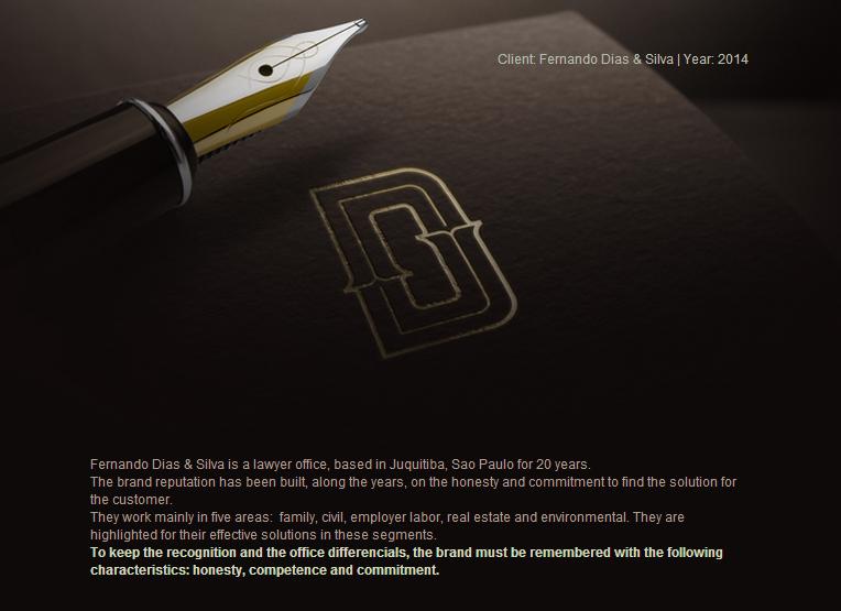 上海标志设计公司分享Dias & Silva 律师事务所上海标志设计公司分享Dias & Silva 律师事务所公司标志设计企业VI形象设计D字母标志设计