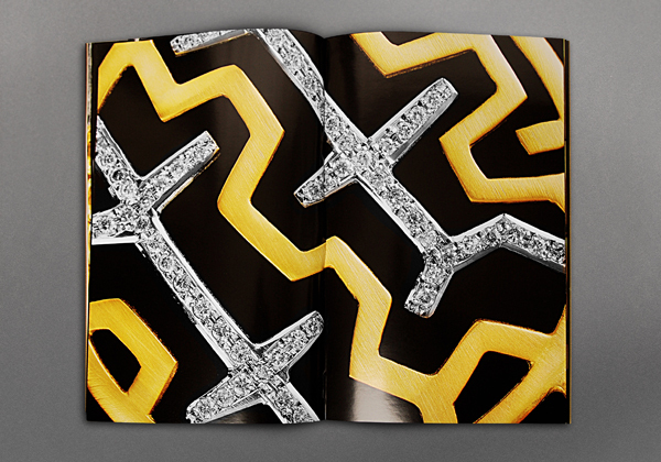 Zolotas 品牌黄金珠宝画册设计欣赏6-上海画册设计公司分享