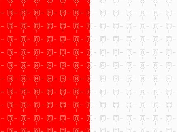 上海品牌策划设计公司分享:Hugo律师事务所标志设计品牌形象设计11
