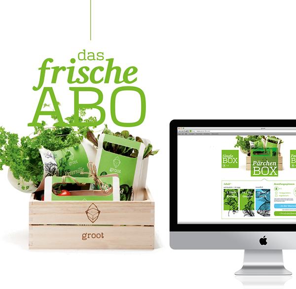 groot 有机农场品牌形象设计-网站策划设计7