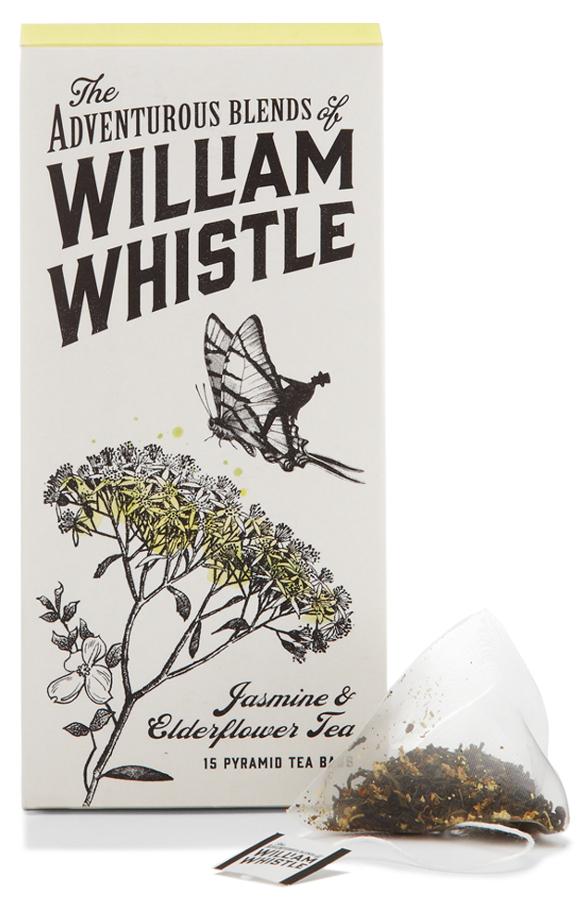 William Whistle 茶叶和咖啡品牌包装设计10