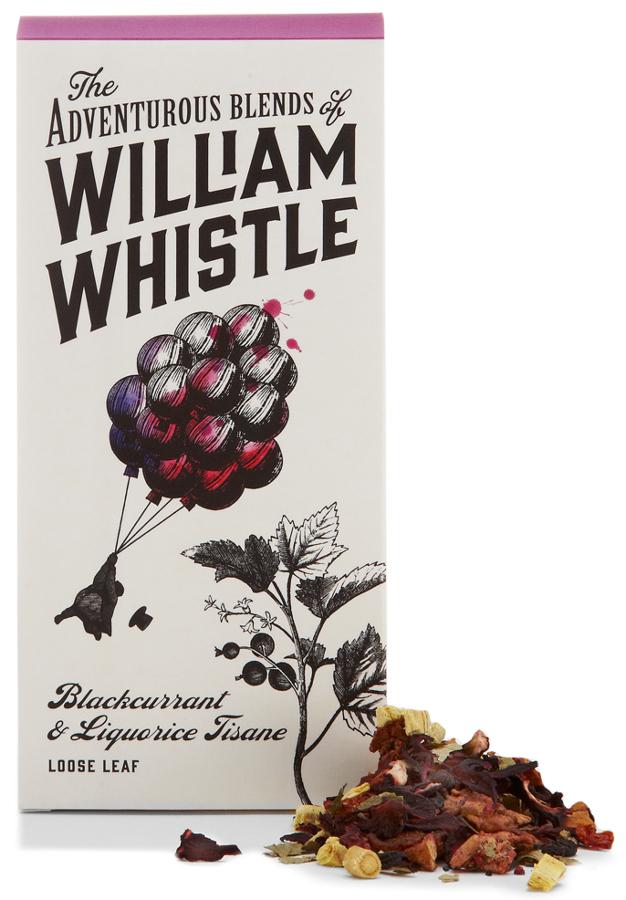 William Whistle 茶叶和咖啡品牌包装设计11