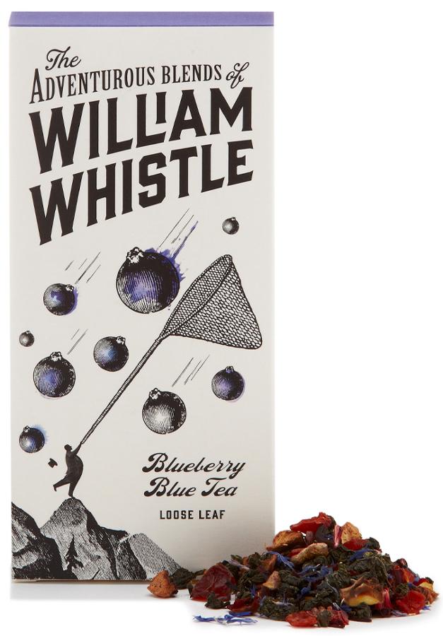 William Whistle 茶叶和咖啡品牌包装设计12