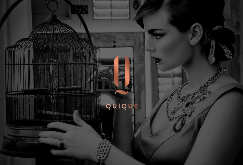 7.法国Quique化妆品品牌VI设计-上海VI设计公司