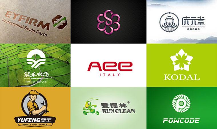 尚略广告上海LOGO设计公司部分LOGO设计作品