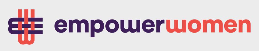 公益机构EmpowerWomen 妇女权益促进会紫色标志设计3