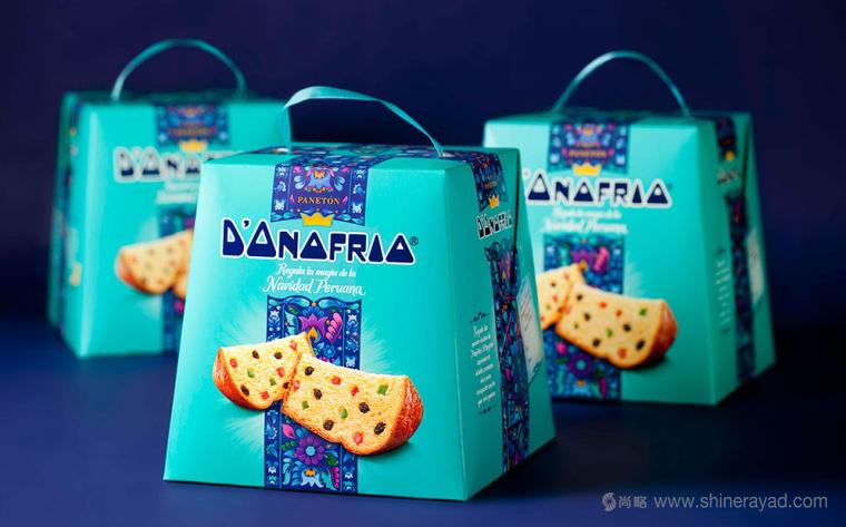 国外面包包装袋设计_Donofrio面包糕点高档礼盒包装设计-上海包装设计公司国外包装 ...