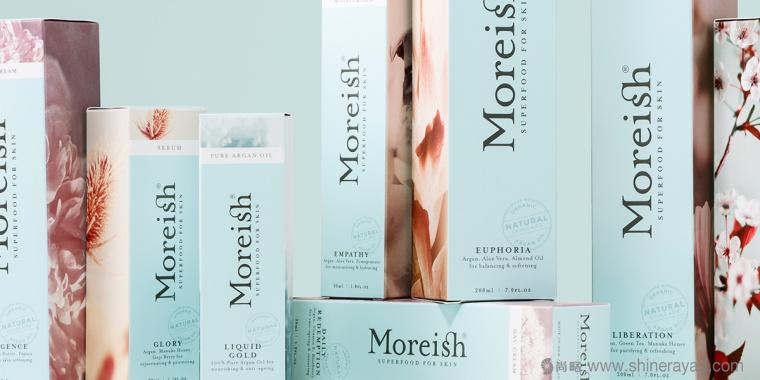 Moreish Skincare 高端化妆品护肤品包装设计1