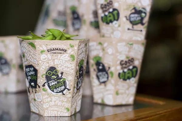 上海包装设计公司尚略广告分享毛豆农产品可持续包装设计1