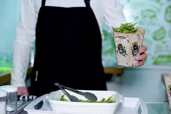 上海包装设计公司尚略广告分享毛豆农产品可持续包装设计2