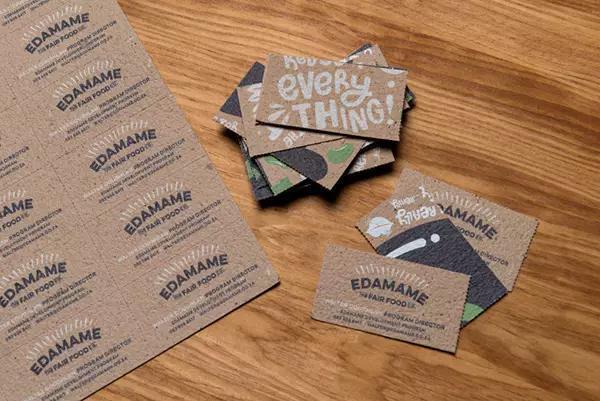 上海包装设计公司尚略广告分享毛豆农产品可持续包装设计6