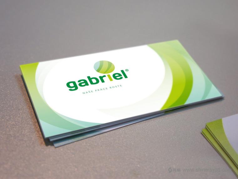 Gabriel 环境科技公司环保万博安卓版LOGO万博网页版手机登录VI万博网页版手机登录1