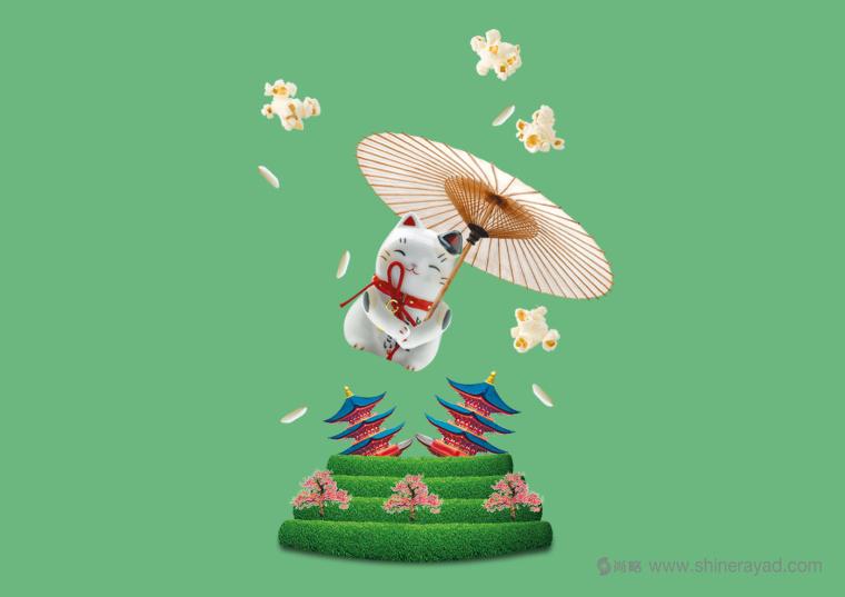 上海包装设计公司欣赏:SPECIAL.T 雀巢优质茶叶胶囊品牌系列包装设计插画设计