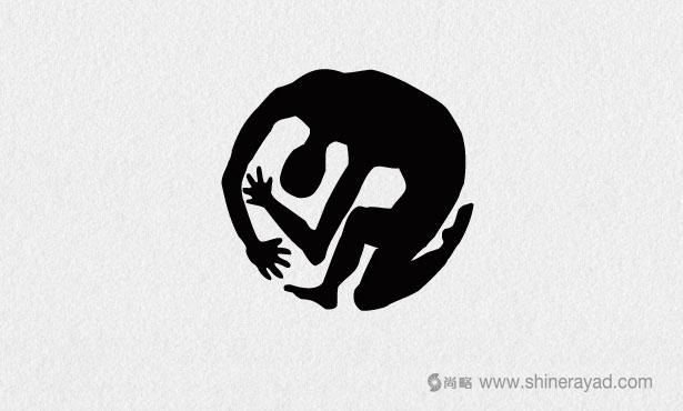 社会公益组织logo设计-20个绝佳创意logo设计灵感-上海logo设计公司