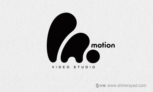 专业运动视频工作室logo设计-20个绝佳创意Logo设计灵感-上海logo设计公司