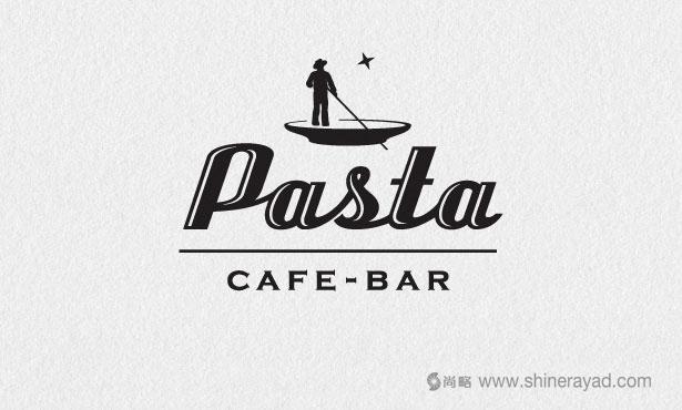意大利面食意大利厨房LOGO设计-20个绝佳创意Logo设计灵感-上海logo设计公司