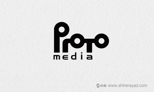 多媒体视频工作室广告影视公司LOGO设计-20个绝佳创意Logo设计灵感-上海logo设计公司