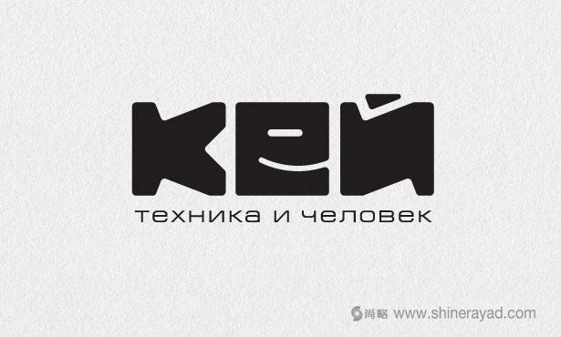 电子设备专卖店LOGO设计-20个绝佳创意Logo设计灵感-上海logo设计公司