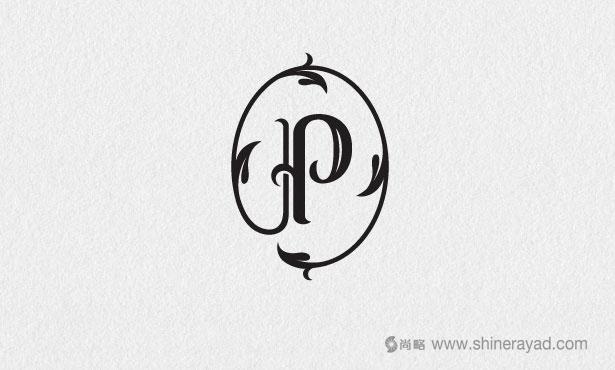 家庭字母组合LOGO设计-20个绝佳创意Logo设计灵感-上海logo设计公司