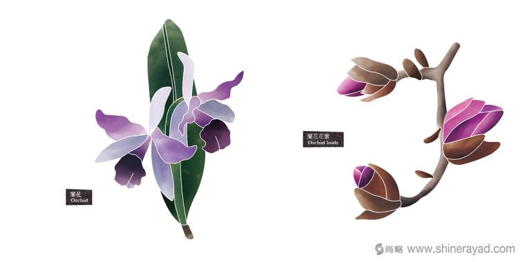 Rosehill 面膜包装插画设计-上海化妆品包装设计公司6
