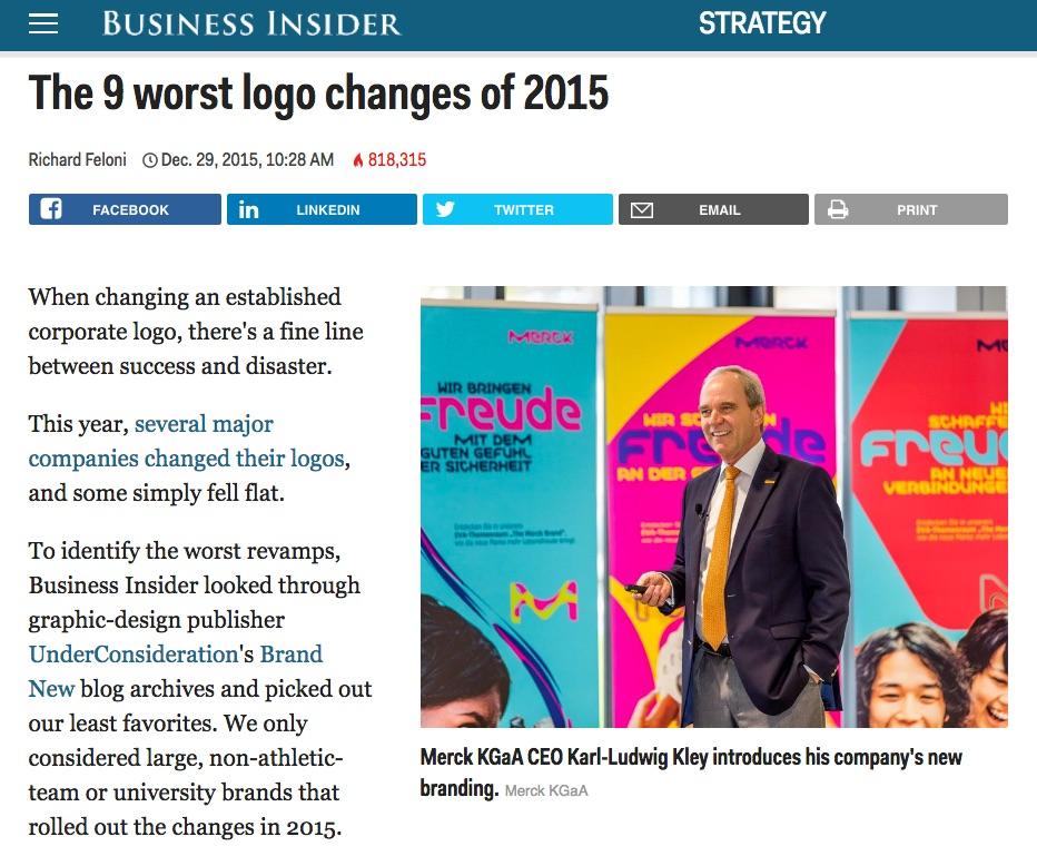 上海logo设计公司分享:世界上最惨重的logo设计和品牌重塑失败案例