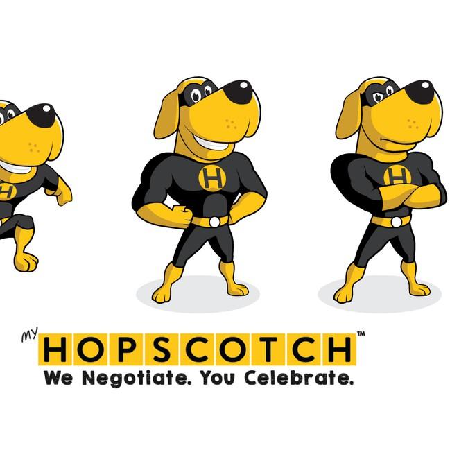 拟人动物吉祥物设计-上海品牌策划设计公司