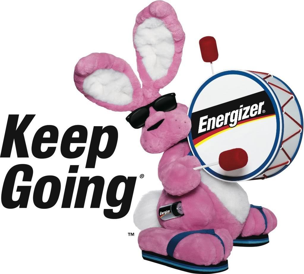 和产品相关- Energizer劲量兔宝宝吉祥物设计-上海品牌策划设计公司