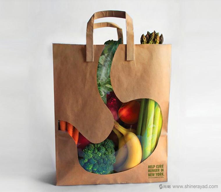 Modagram 农产品电商创意袋子包装设计-上海包装设计公司