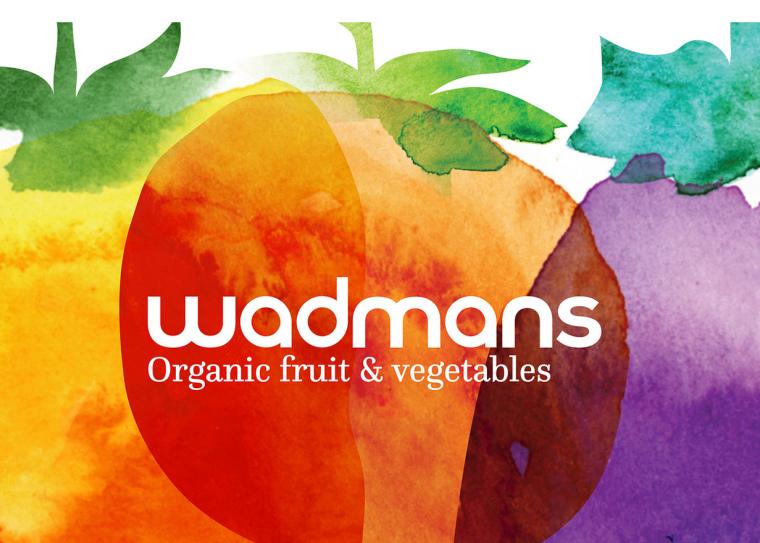 上海包装设计公司-水彩画 Wadmans 有机食品农产品包装设计8