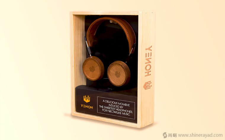 YENOH 耳机品牌LOGO设计概念与理念-上海LOGO设计公司设计欣赏6