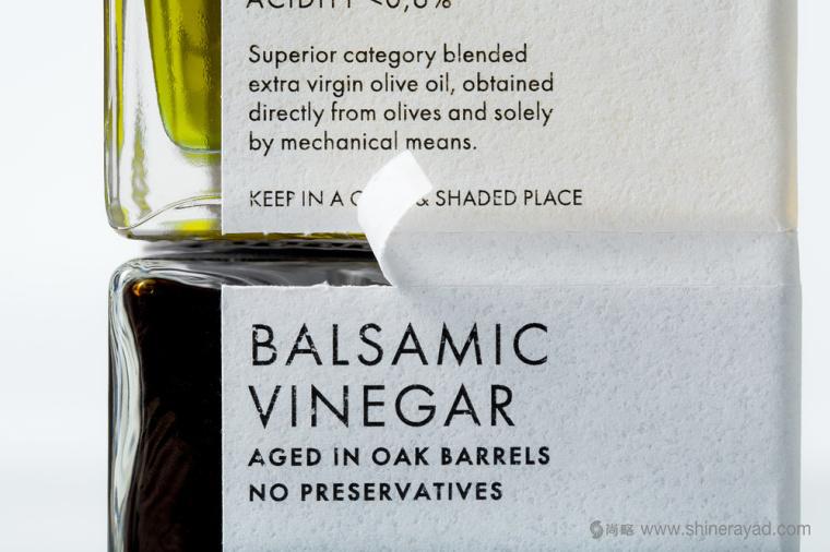 橄榄油品牌_MELIES 梅里爱橄榄油食用醋套装包装设计-上海包装设计公司国外 ...