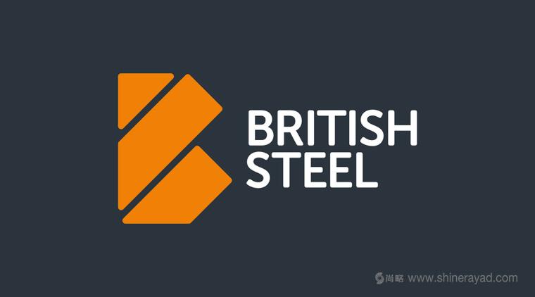 英国钢铁公司logo设计-上海logo设计公司国外设计新闻1