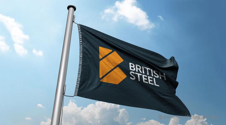 英国钢铁公司logo设计-上海logo设计公司国外设计新闻2