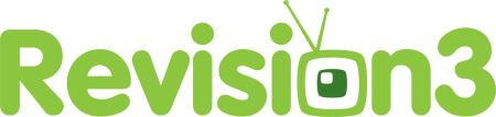 Revision3 logo设计-上海logo设计公司