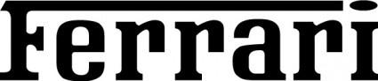 Ferrari logo设计-上海logo设计