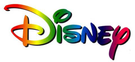 Disney logo设计