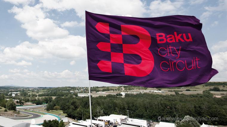 Baku 城市赛车比赛活动B字母llogo设计-上海logo设计公司-上海品牌设计公司4