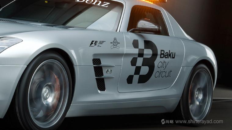Baku 城市赛车比赛活动logo设计-上海logo设计公司-上海品牌设计公司6