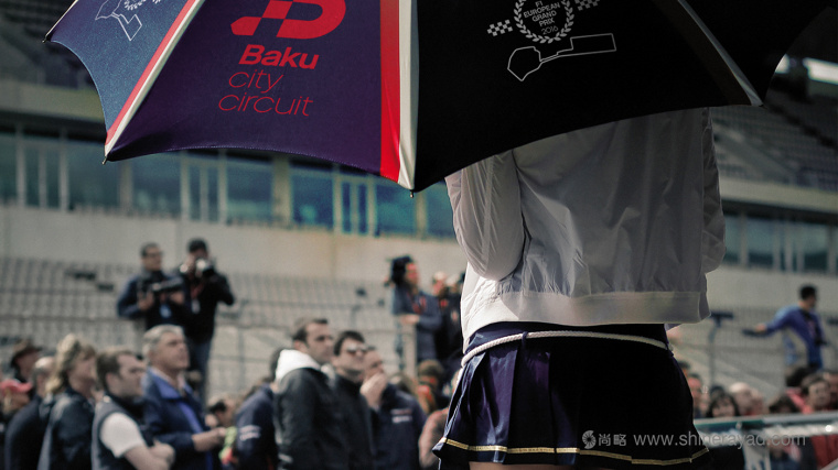 Baku 城市赛车比赛活动logo设计-上海logo设计公司-上海品牌设计公司8